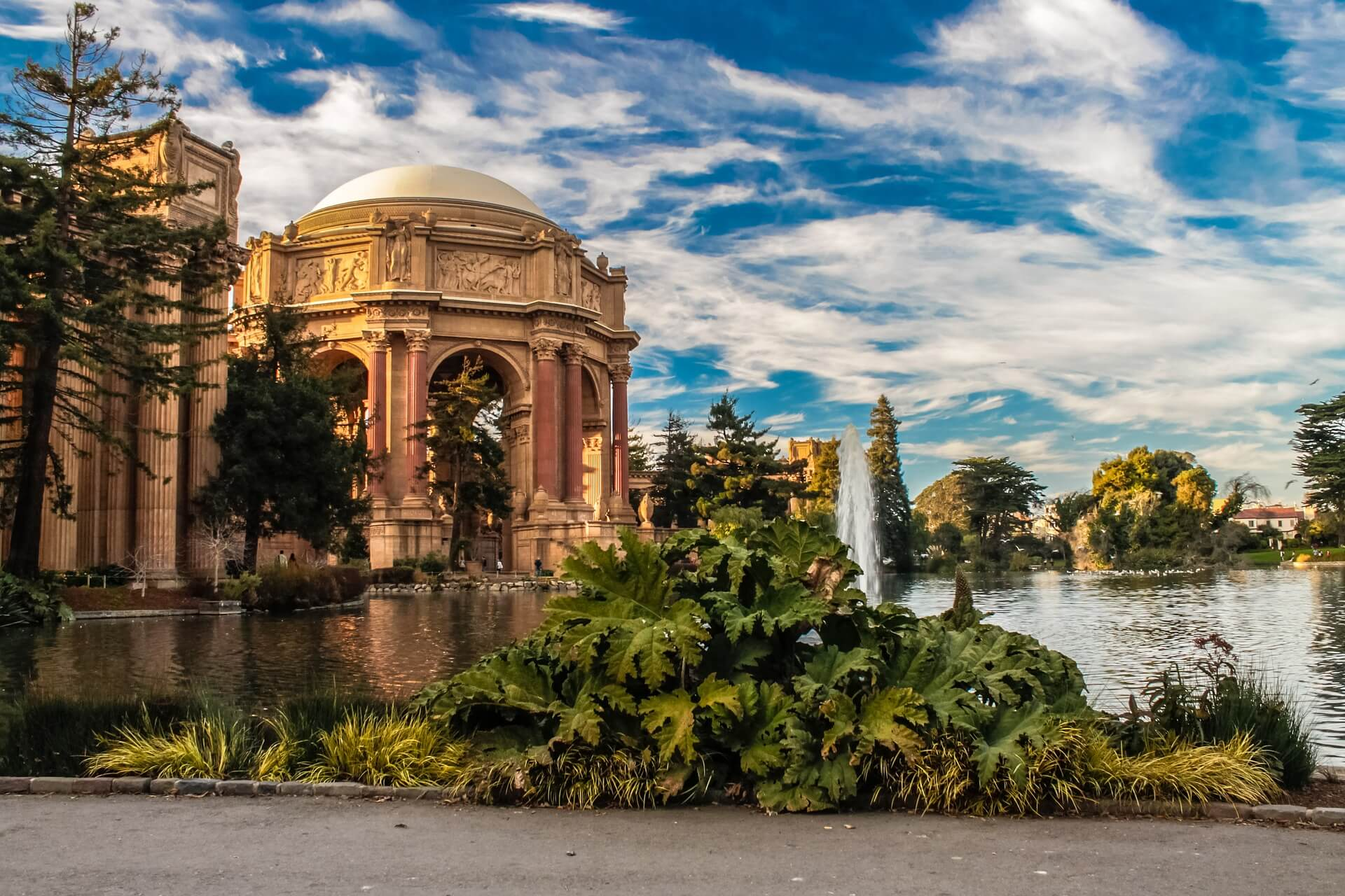 What is the most famous park in San Francisco?