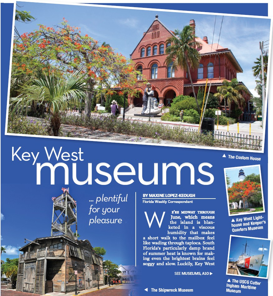 Visiting the Key West Lighthouse and Museum